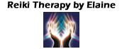 Reiki Therapy by Elaine